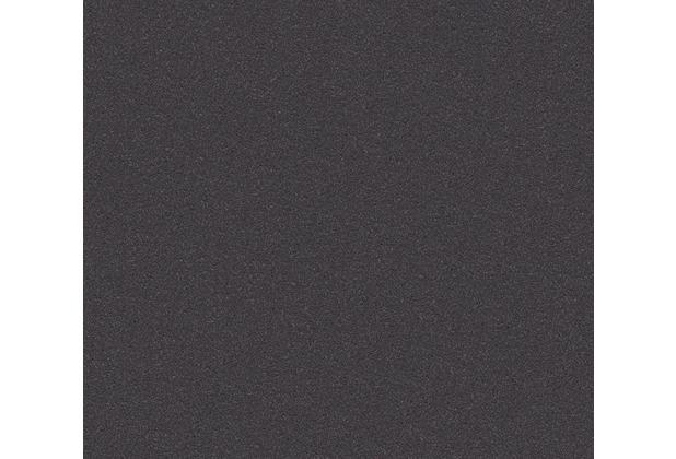 Livingwalls Vliestapete mit Glitter Neue Bude 2.0 Unitapete schwarz 361684 10,05 m x 0,53 m