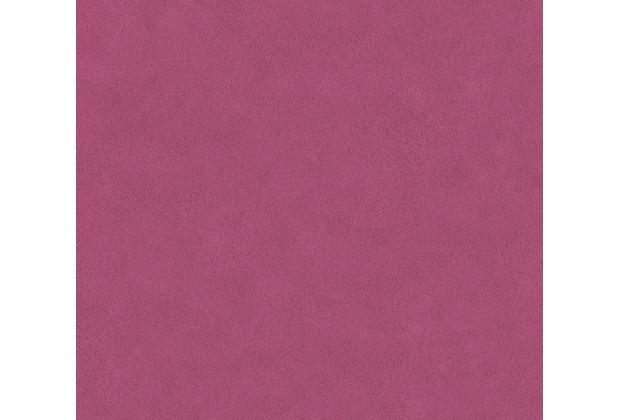 Livingwalls Vliestapete Neue Bude 2.0 Unitapete rot lila rosa 362065 10,05 m x 0,53 m