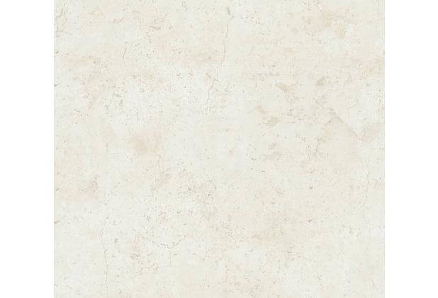 Livingwalls Vliestapete New Walls Tapete Loft Living in Vintage Beton Optik creme weiß 374294 10,05 m x 0,53 m