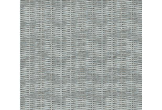 Livingwalls Vliestapete New Walls Tapete Romantic Dream in Bast Optik blau grün beige 373933 10,05 m x 0,53 m