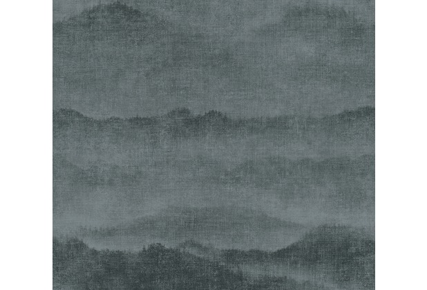 Livingwalls Vliestapete Paradise Garden Tapete schwarz 367142 10,05 m x 0,53 m