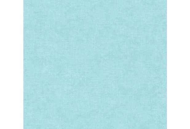 Livingwalls Vliestapete Paradise Garden Tapete Uni blau grün 367209 10,05 m x 0,53 m