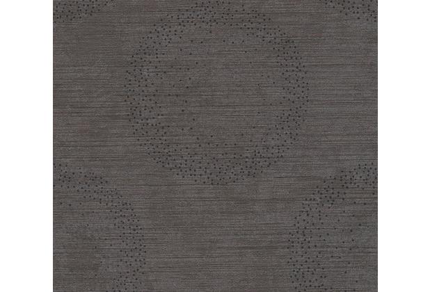 Livingwalls Vliestapete Titanium 2 Tapete braun metallic 360052 10,05 m x 0,53 m