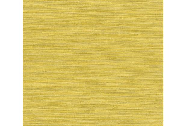 Livingwalls Vliestapete Titanium 2 Tapete gelb metallic 360064 10,05 m x 0,53 m