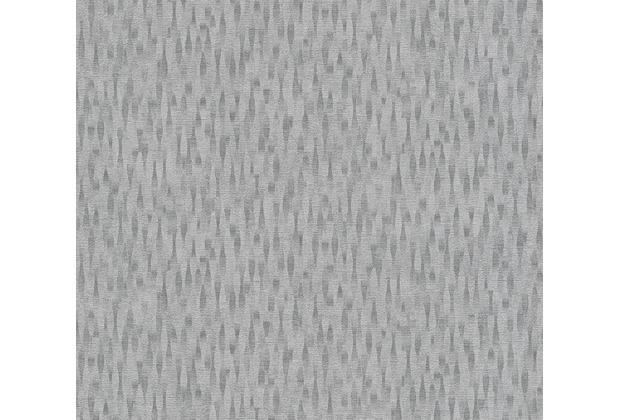 Livingwalls Vliestapete Titanium 2 Tapete grau metallic 360031 10,05 m x 0,53 m