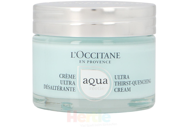 L\'Occitane Aqua Réotier Ultra Thirst-Quenching Crm - 50 ml