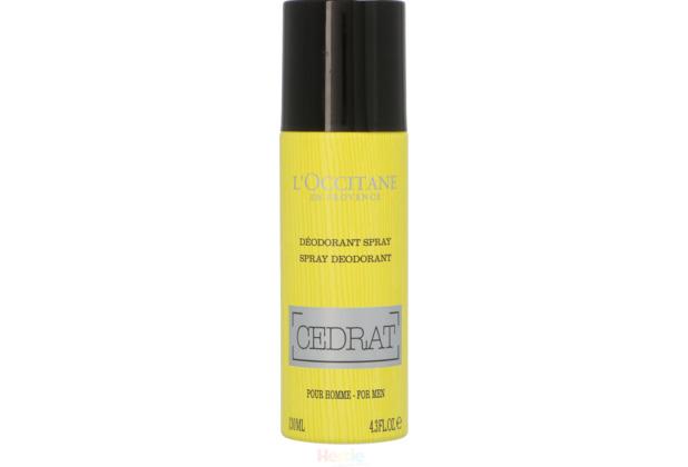 L\'Occitane Cedrat Deo Spray For Men 130 ml