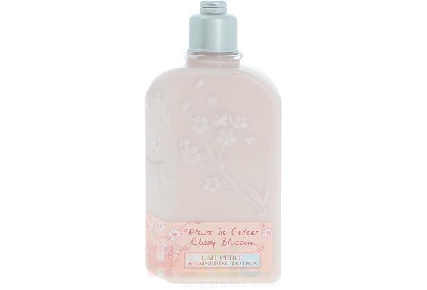 L\'Occitane Cherry Blossom Shimmering Lotion 250 ml