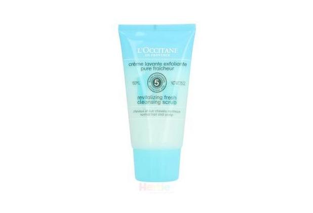 L\'Occitane Cleansing Revital. Fresh Scrub Shampoo 150 ml
