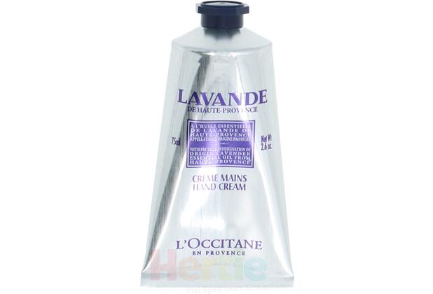 L\'Occitane Lavender Harvest Hand Cream 75 ml