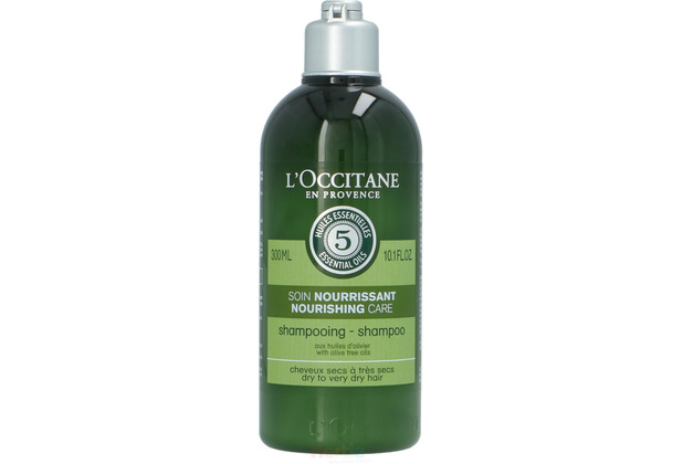 L\'Occitane Nourishing Care Shampoo Dry To Very Dry Hair With Dive Tree Oils 300 ml
