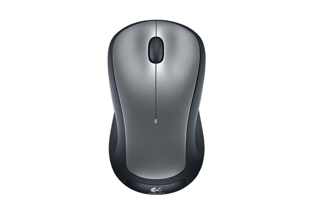 Logitech® M310 Wireless Mouse Silver New Generation - SILVER - 2.4GHZ - EWR2