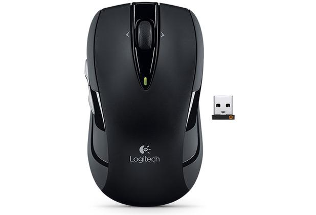 Logitech® M545 Wireless Mouse - BLACK - EMEA