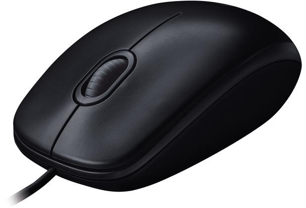 Logitech® Mouse M100 Grey