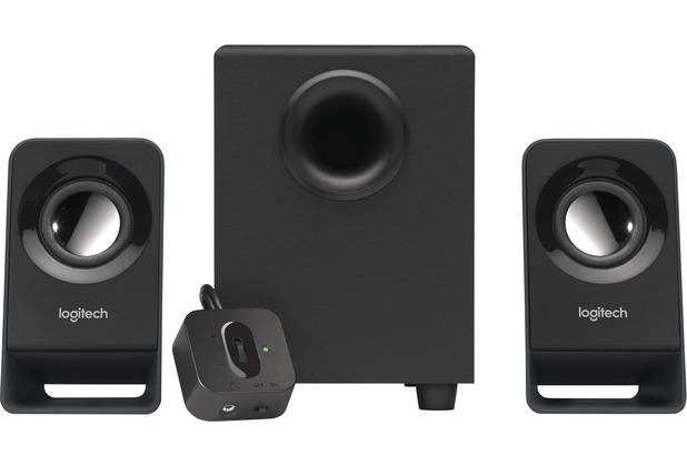 Logitech® Z213 Speaker black