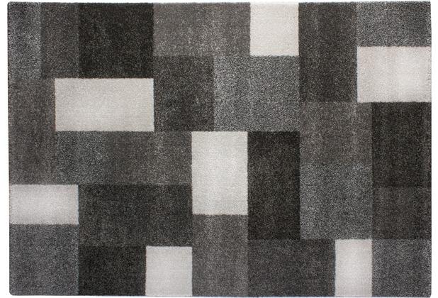 Luxor Living Teppich Comar grau 67 cm x 140 cm