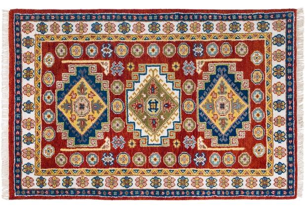 Luxor Living Teppich Delhi rot 19 70x140
