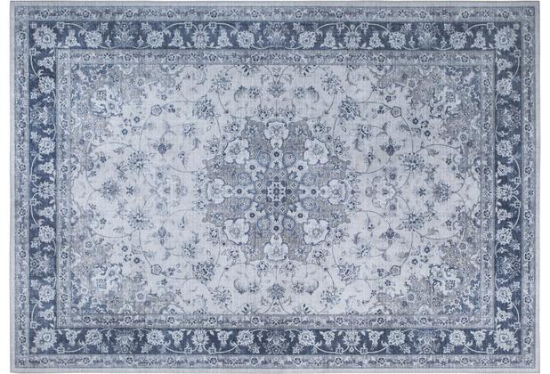 Luxor Living Teppich Prima grau 80 x 150