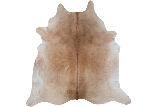 Luxor Living Teppich Rinderfell beige gemustert 3 - 5 m²