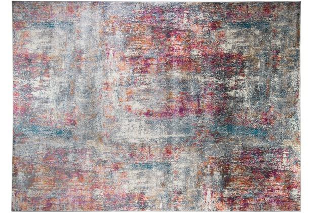 Luxor Living Teppich Rossini smaragt fuchsia 200 cm x 285 cm