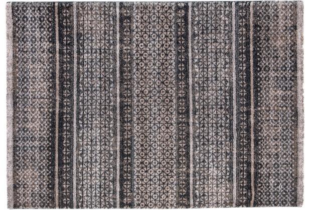 Luxor Living Teppich San Fernando braun 133cm x 190cm