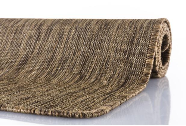 Luxor Living Teppich York braun 67 cm x 140 cm