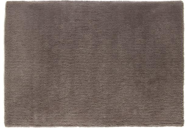 Luxor Living Teppich San Remo grau 70 x 140 cm
