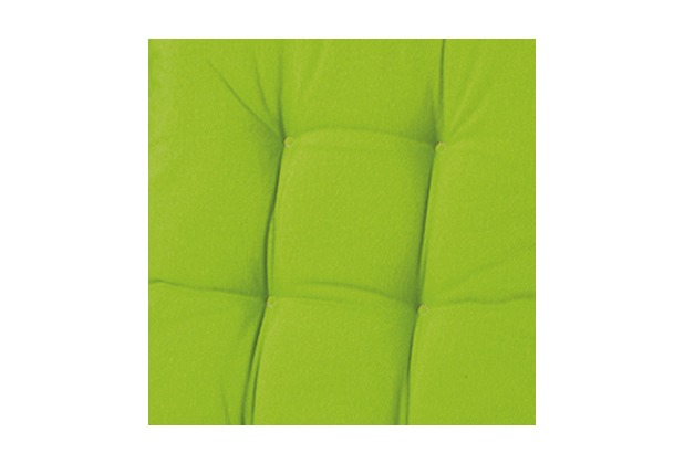 MADISON Panama lime Liegenauflage 75% Baumwolle 25% Polyester