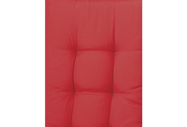 MADISON Panama red Bankauflage 110 75% BW 25% Polyester