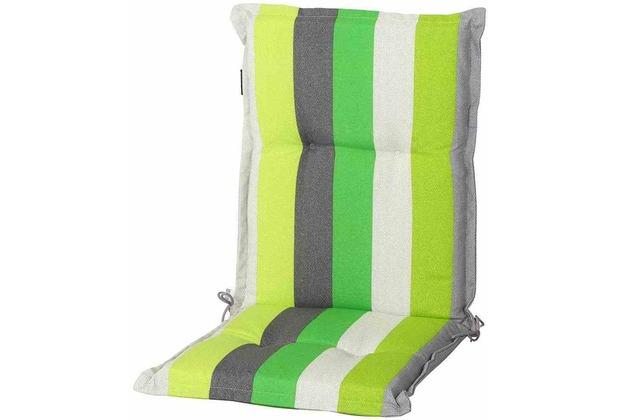 MADISON Victoria Sesselauflage niedrig grün