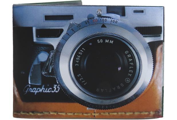 Mags Tyvek Geldbörsen mit Sound - Kamera