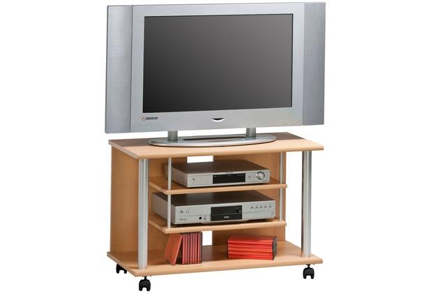 MAJA Möbel TV-Rack MEDIA MODELLE HOLZ Buche 80 x 54,5 x 40 cm