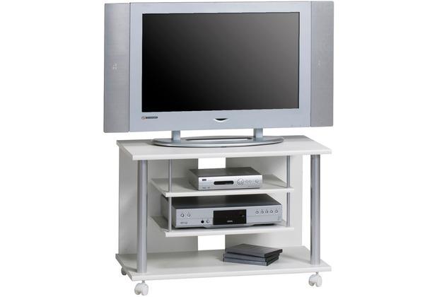 MAJA Möbel TV-Rack weiß uni 800 x 545 x 400 mm