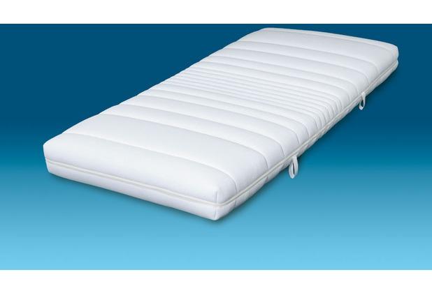 malie matratze mit 7 komfortzonen h he 14 cm h rtegrad 2 bis 80kg. Black Bedroom Furniture Sets. Home Design Ideas