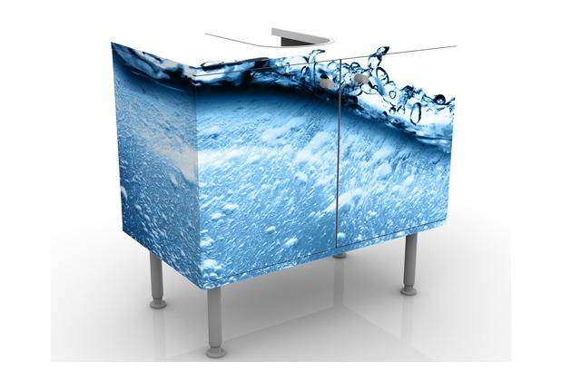 apalis design waschtisch beautiful wave 60x55x35cm. Black Bedroom Furniture Sets. Home Design Ideas