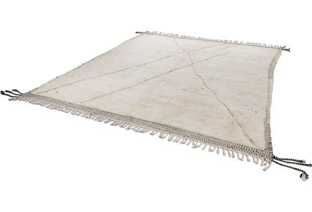 Tuaroc Teppich Beni Ourain #RR783 #RR783 beige / brown 250 x 312 cm