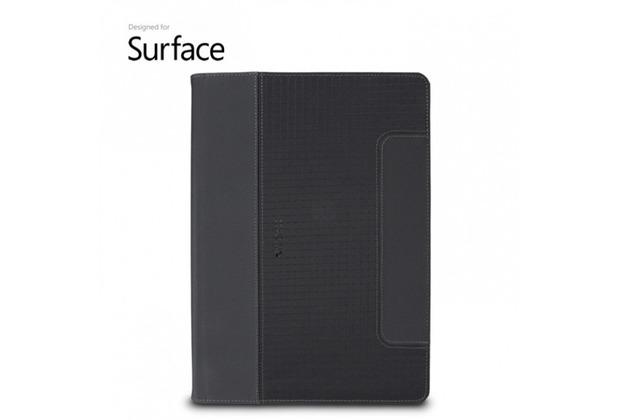 maroo Tactical Folio-Case Microsoft Surface Pro 3 & Pro 4 schwarz MR-MS3451