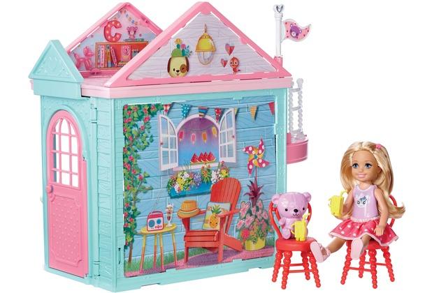 Barbie Barbie Club Chelsea Spielhaus