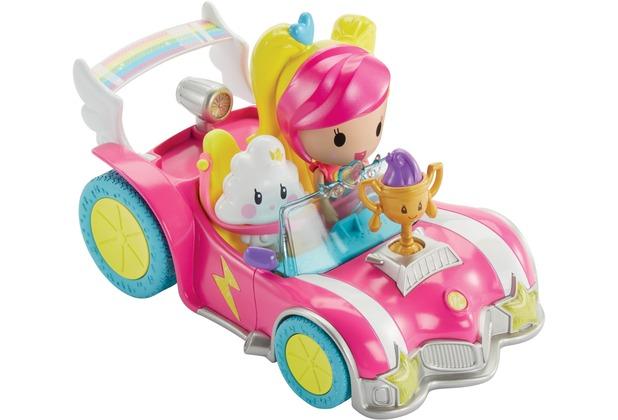 Barbie Die Videospiel-Heldin Pixel-Mobil Se