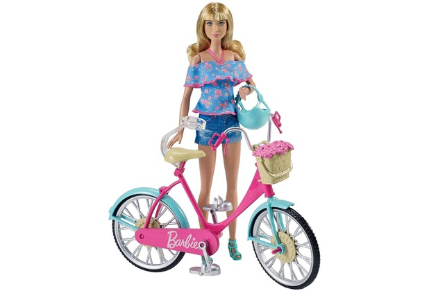 Barbie Barbie Fahrrad