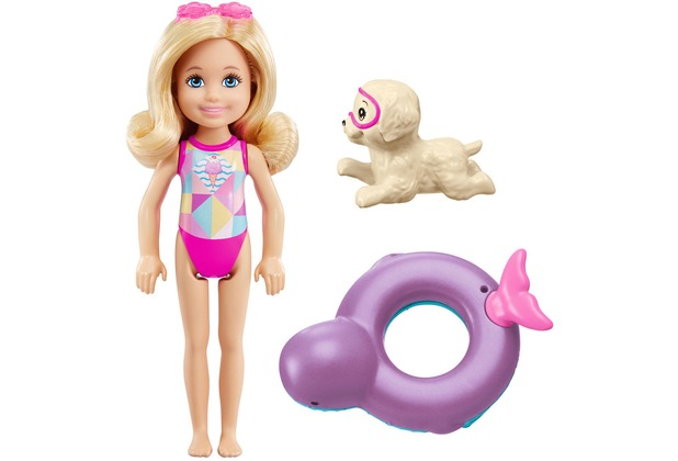 Barbie Barbie Magie d.Delfine Chelsea & Farbwechse