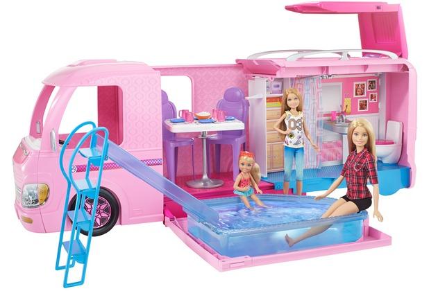 Barbie Barbie Super Abenteuer-Camper