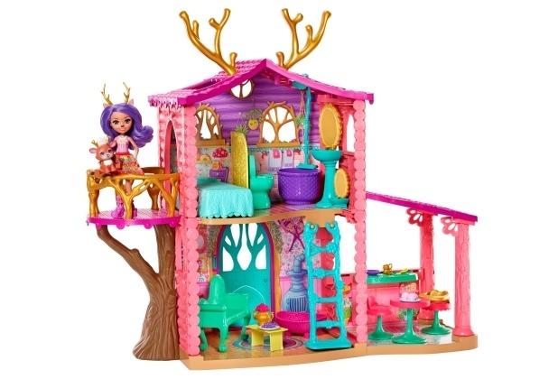 Mattel Enchantimals Reh Spielset