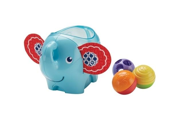 Mattel Fisher Price Schaukel Elefant