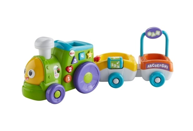 Mattel Fisher Price Tanzspaß BeatBo Zug
