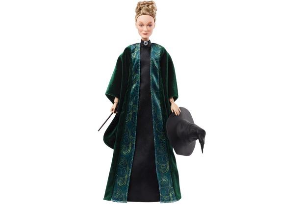 Mattel Professor McGonagall Puppe \'\'Kammer des S