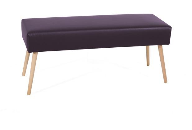 Max Winzer Bank violett 114 x 40 x 48