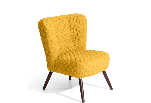 Max Winzer Sessel gelb 69  x  68  x  80