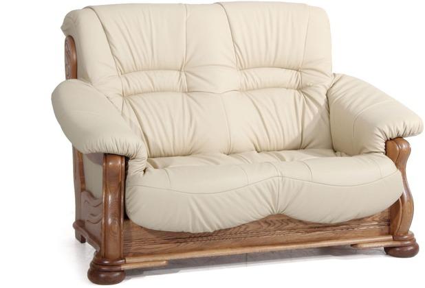 Max Winzer Sofa 2-Sitzer beige 148 x 95 x 95
