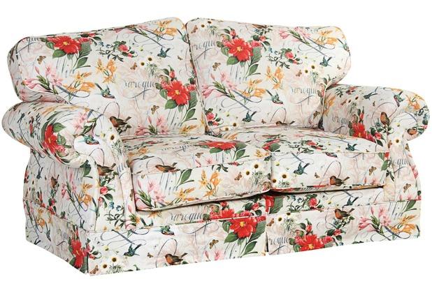 Max Winzer Sofa 2-Sitzer rot 173 x 97 x 84